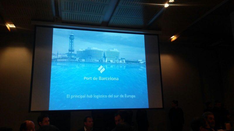 Jornadas 'Misión empresarial Port de Barcelona'