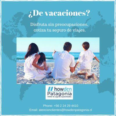 vacaciones howden patagonia