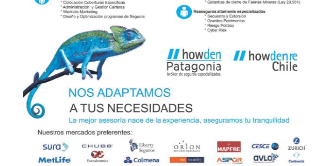 Howden Patagonia se posiciona como el primer bróker independiente