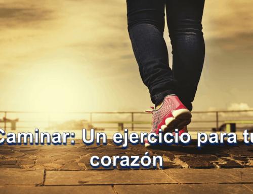 Caminar: Un ejercicio para el corazón