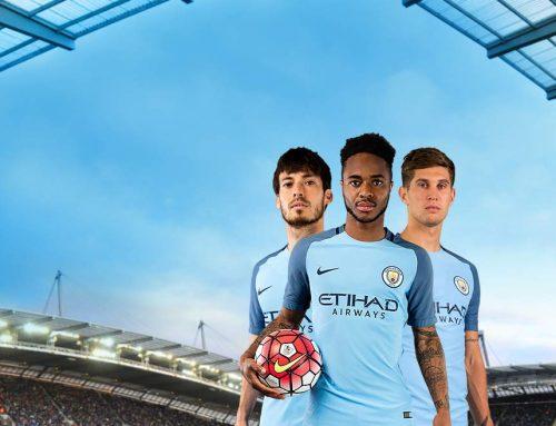 Hyperion comunica una nueva alianza con el Manchester City FC y New York City FC, como partner oficial.